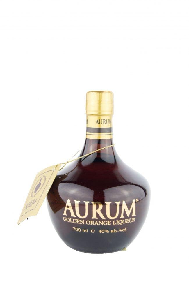 Aurum - Golden Orange Liqueur
