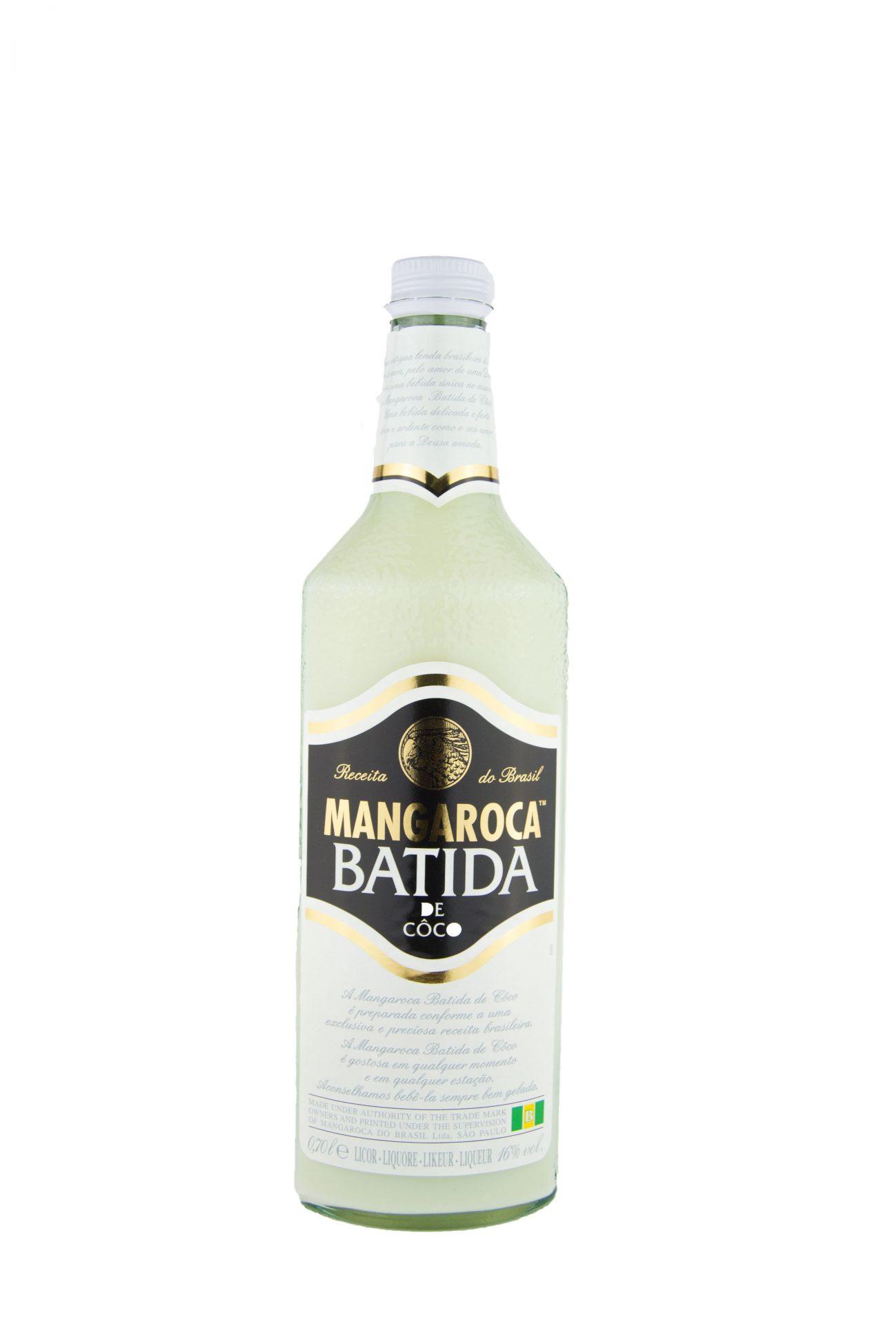 Mangaroca – Batida De Coco