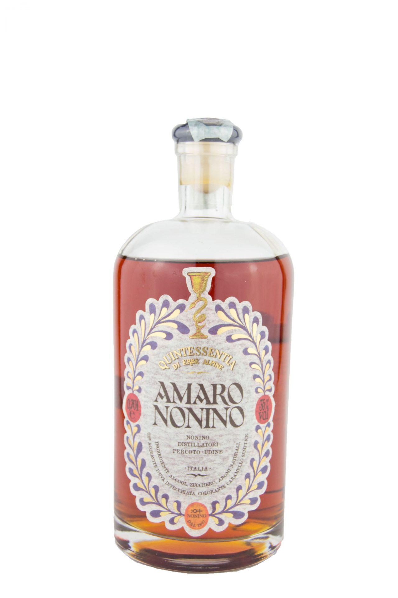 Nonino – Amaro Di Erbe Alpine