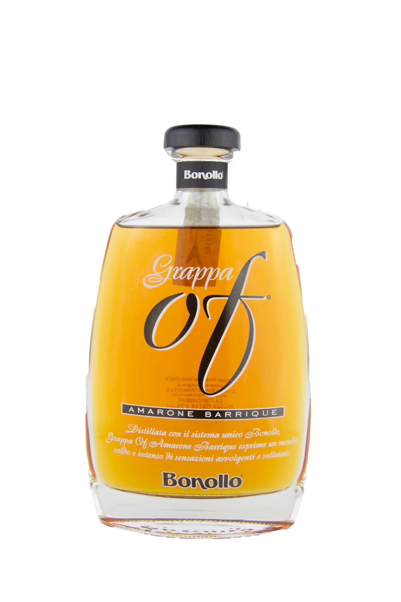"Bonollo – Grappa Of ""Amarone Barrique"""