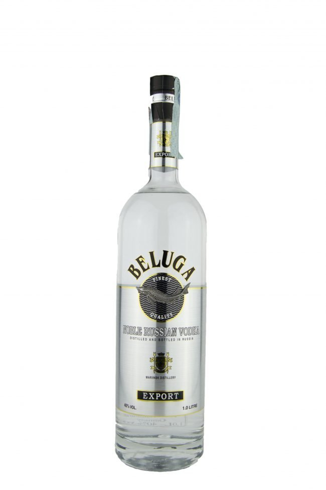 Beluga - Noble Russian Vodka