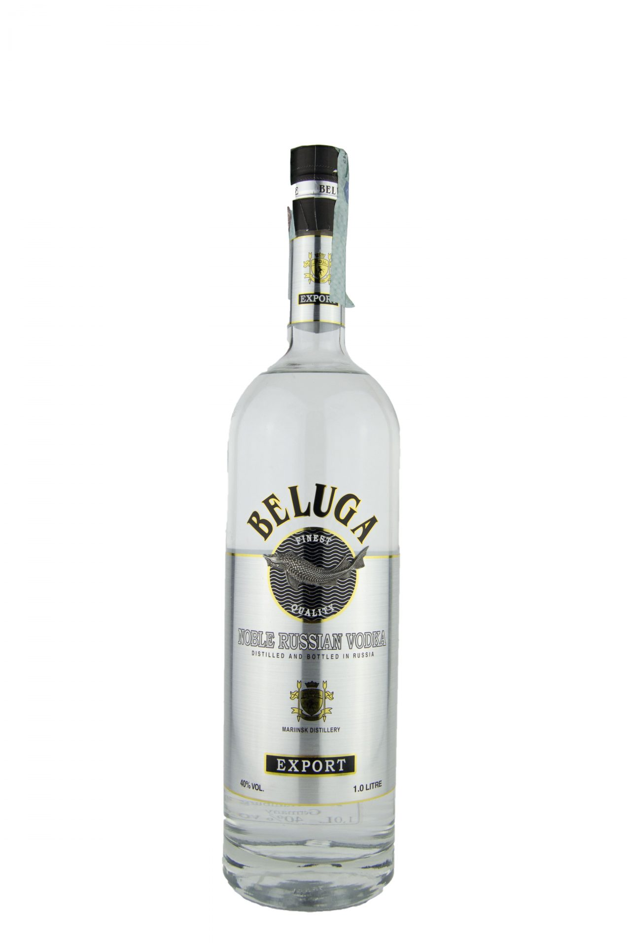 Beluga – Noble Russian Vodka
