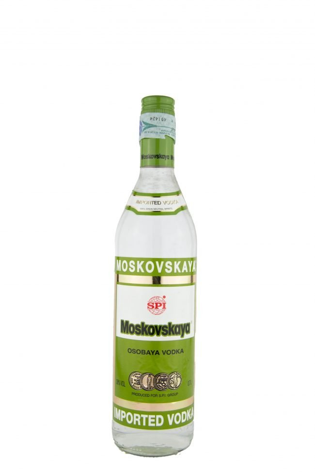 Moskovskaya - Russian Vodka