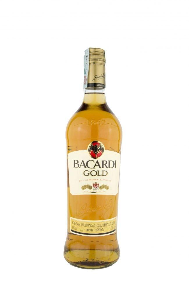 Bacardi - Gold