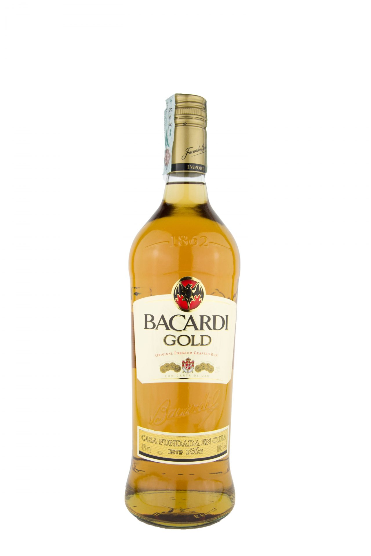 Bacardi – Gold