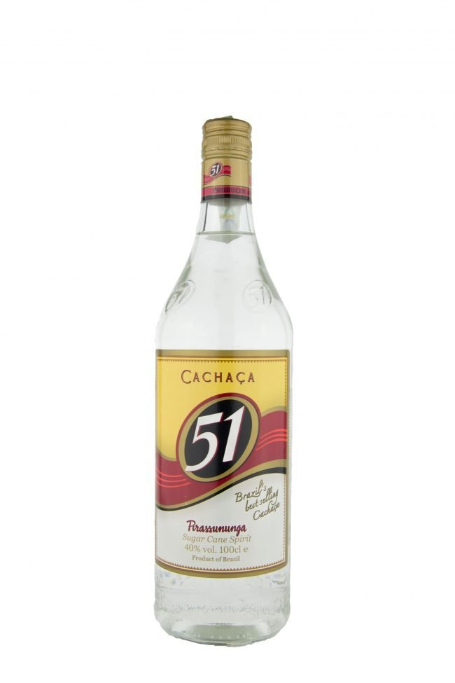 Cachaca 51 - Sugar Cane Spirit