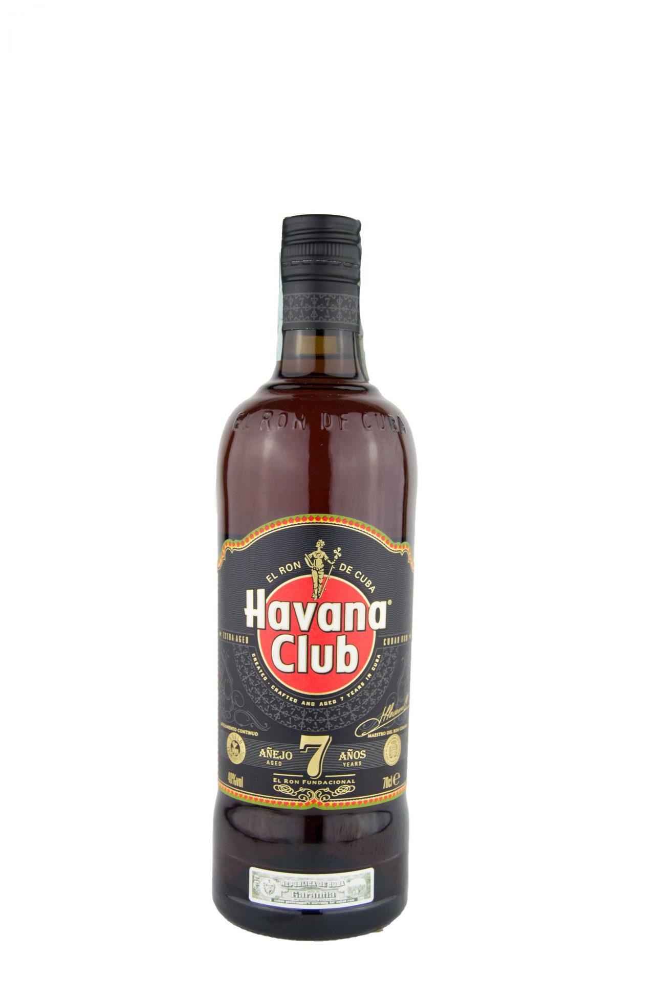 Havana Club – Anejo 7 Anos