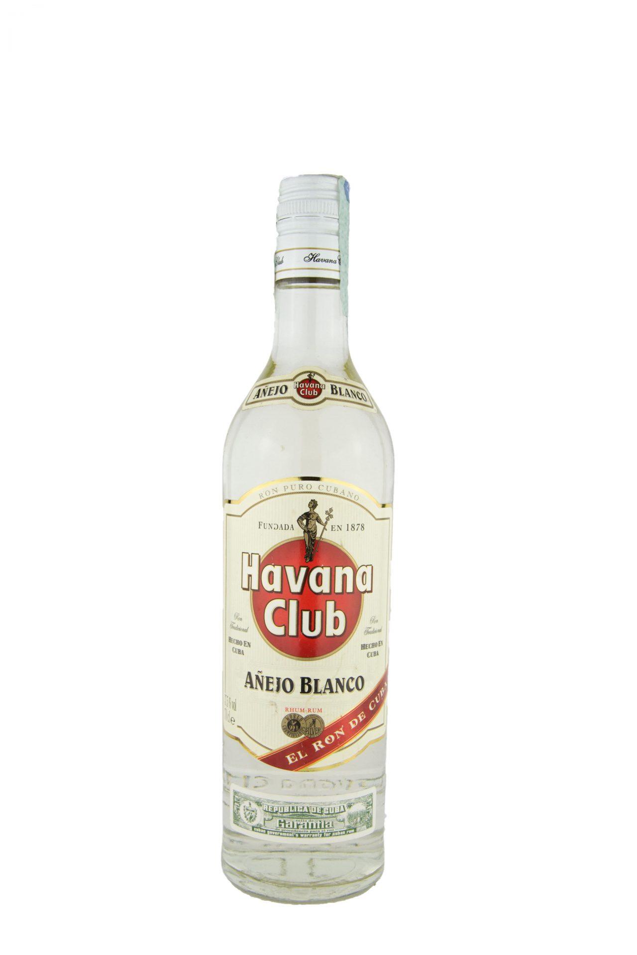 Havana Club – Anejo Blanco