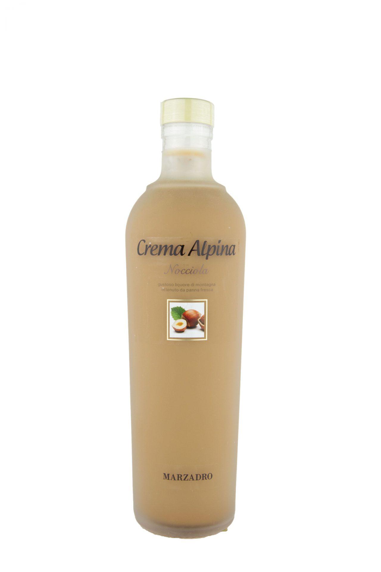 """Marzadro – Crema Alpina """"Nocciola"""""""