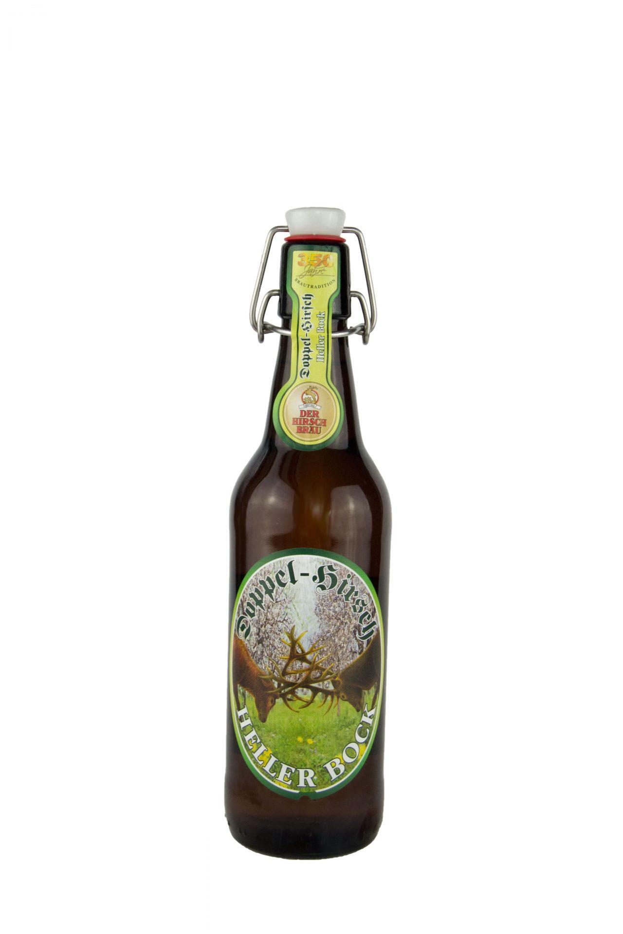 Höss Bier – Doppel Hirsch