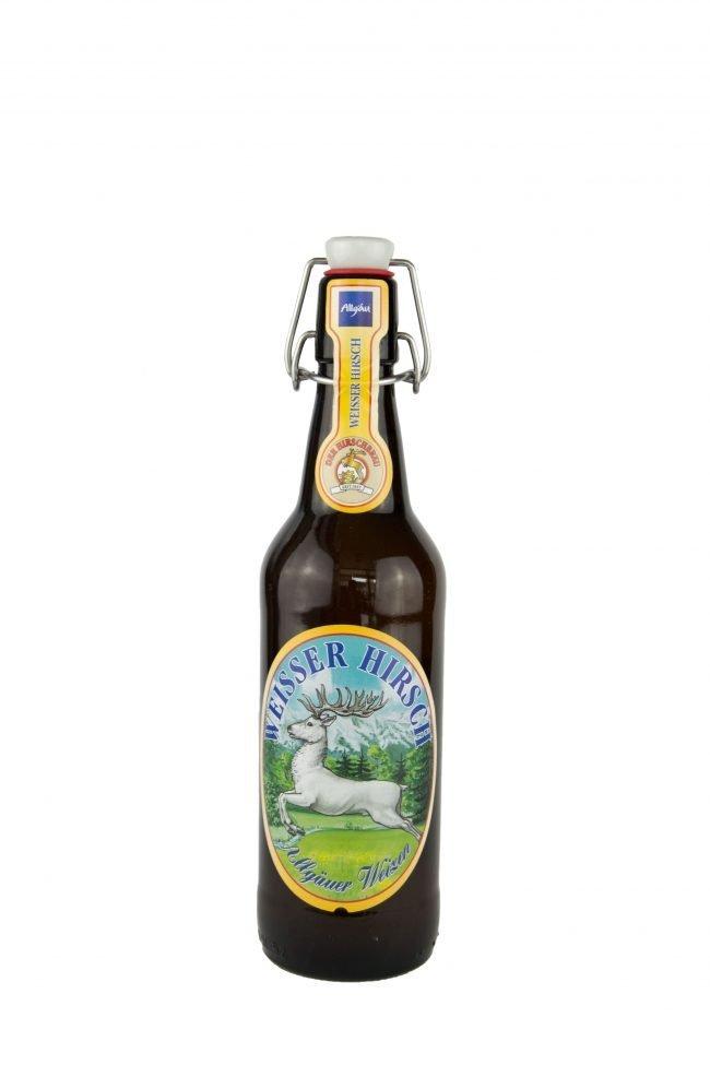 Höss Bier - Weisser Hirsch
