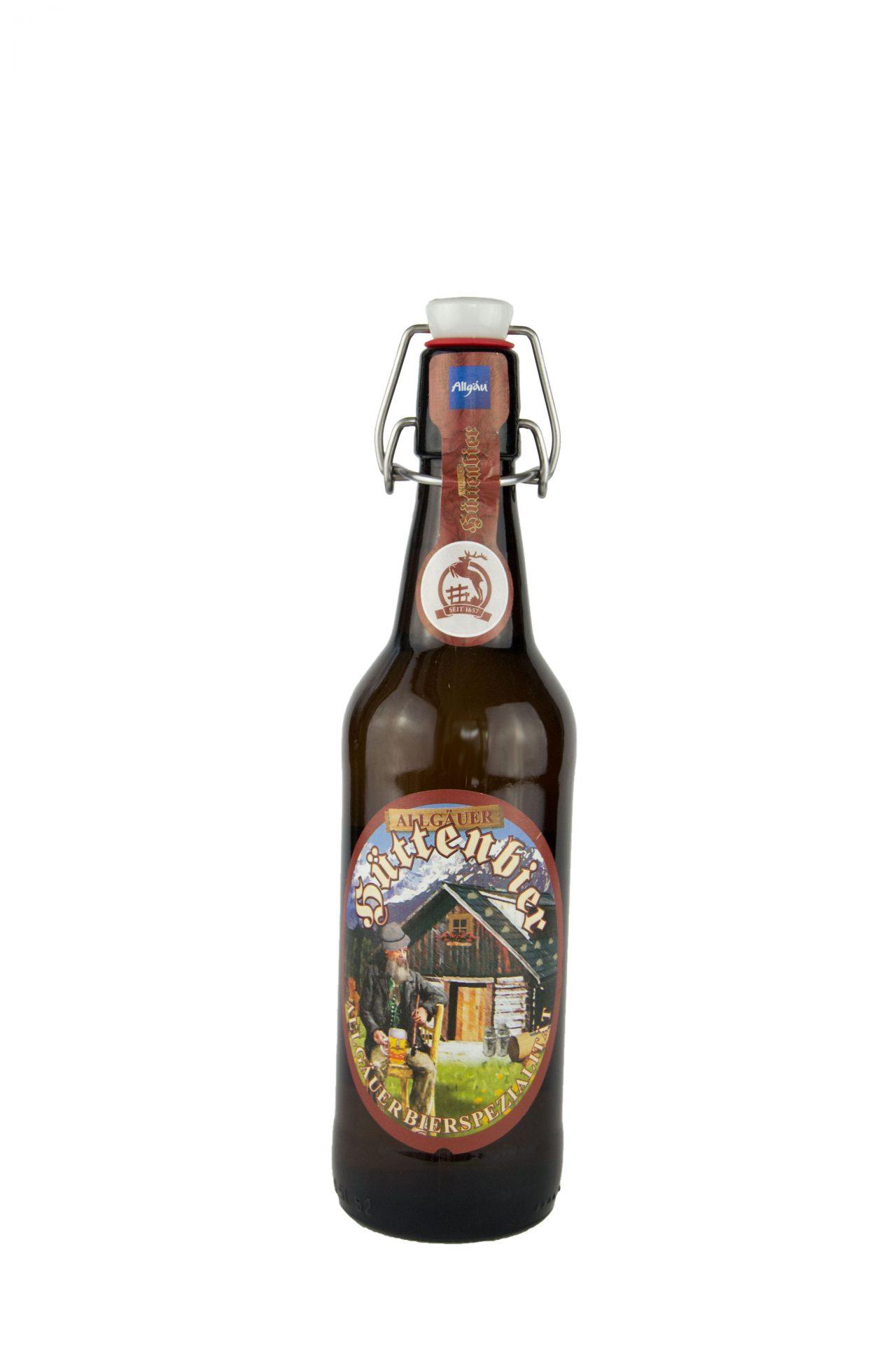 Höss Bier – Hüttenbier
