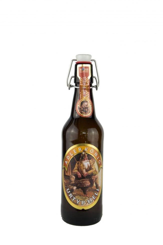 Höss Bier - Adlerkönig