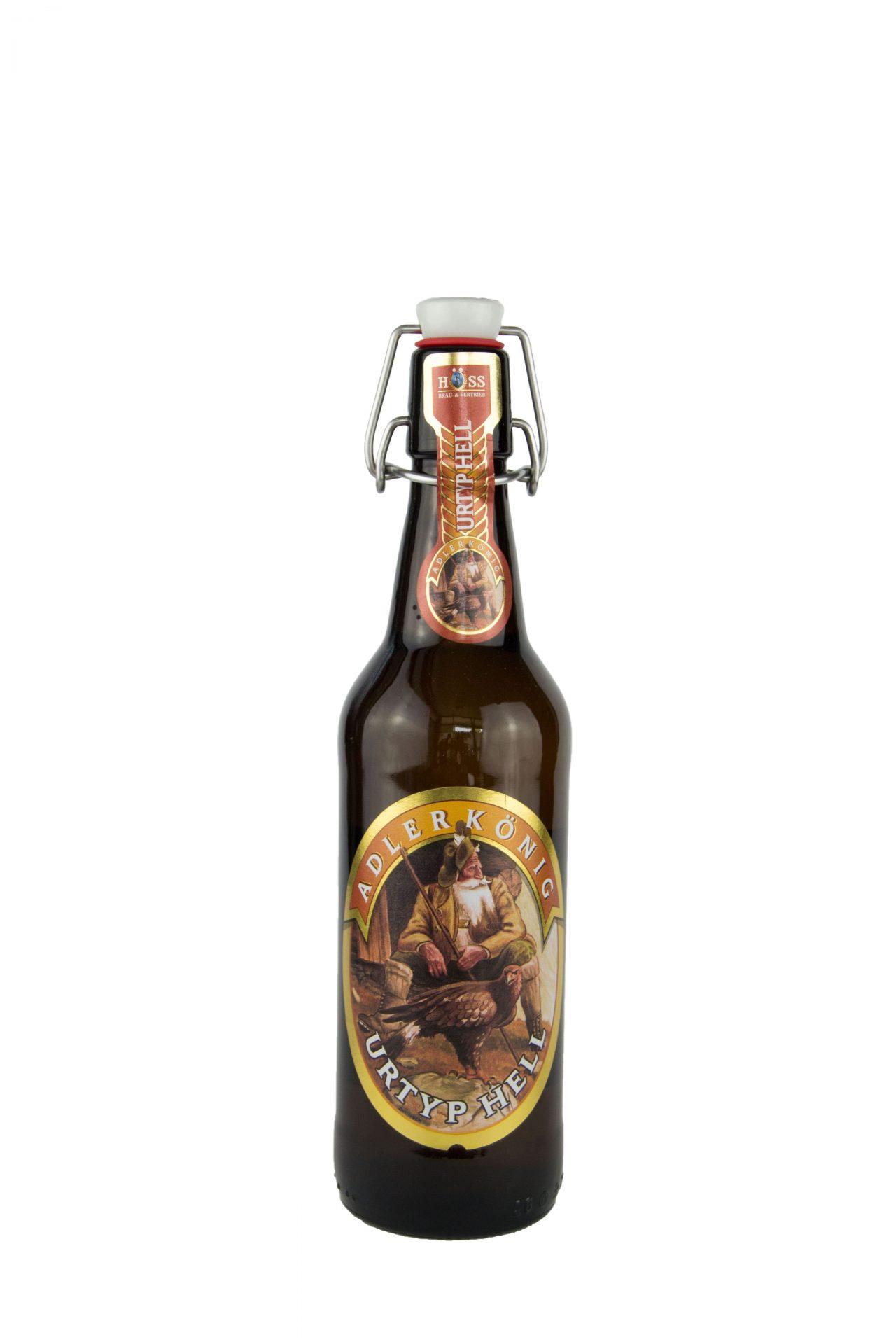 Höss Bier – Adlerkönig