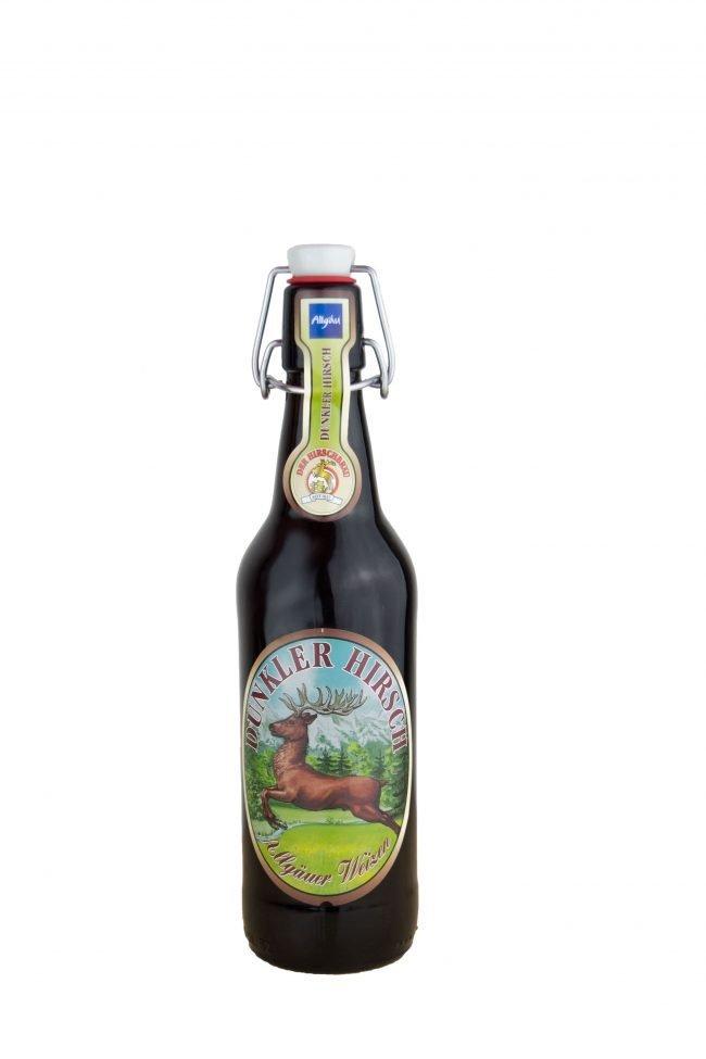 Höss Bier - Dunkler Hirsch