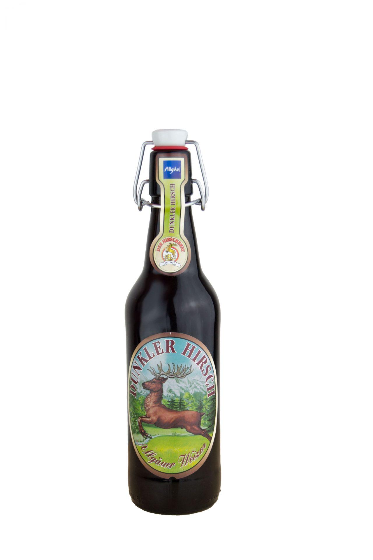 Höss Bier – Dunkler Hirsch