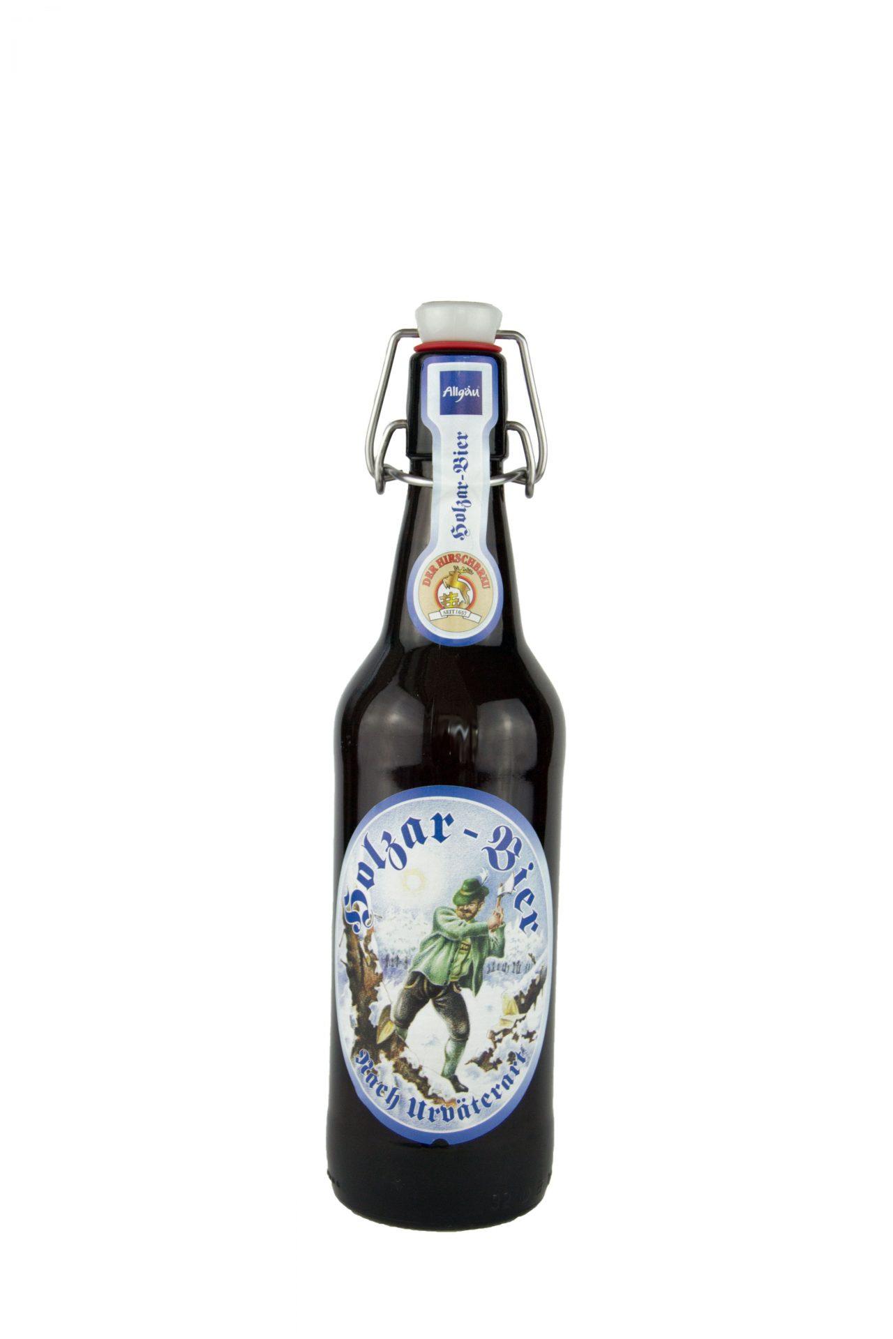 Höss Bier – Holzar-Bier