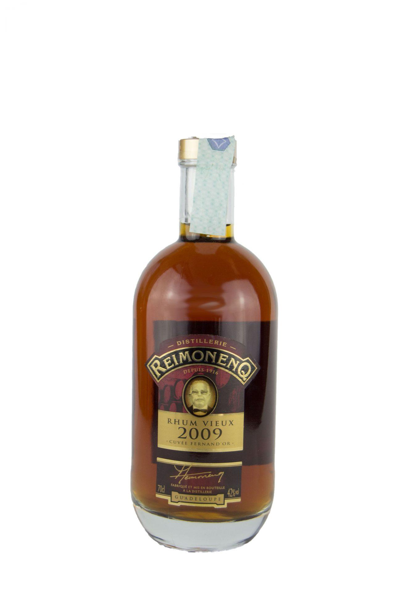 Distillerie Reimonenq – Rhum Vieux 2009