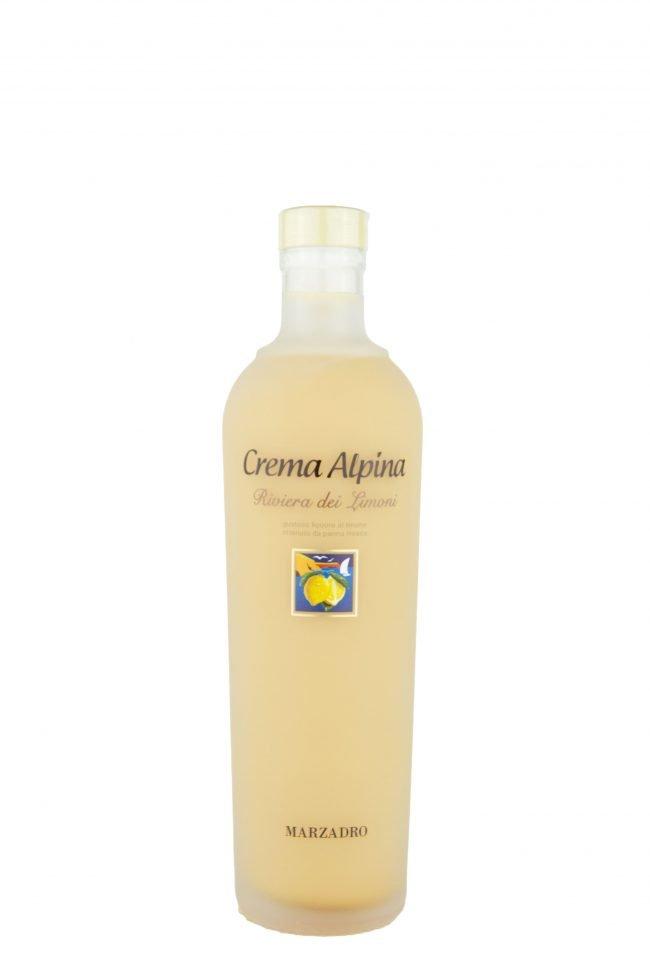 """Marzadro - Crema Alpina """"Riviera Dei Limoni"""""""