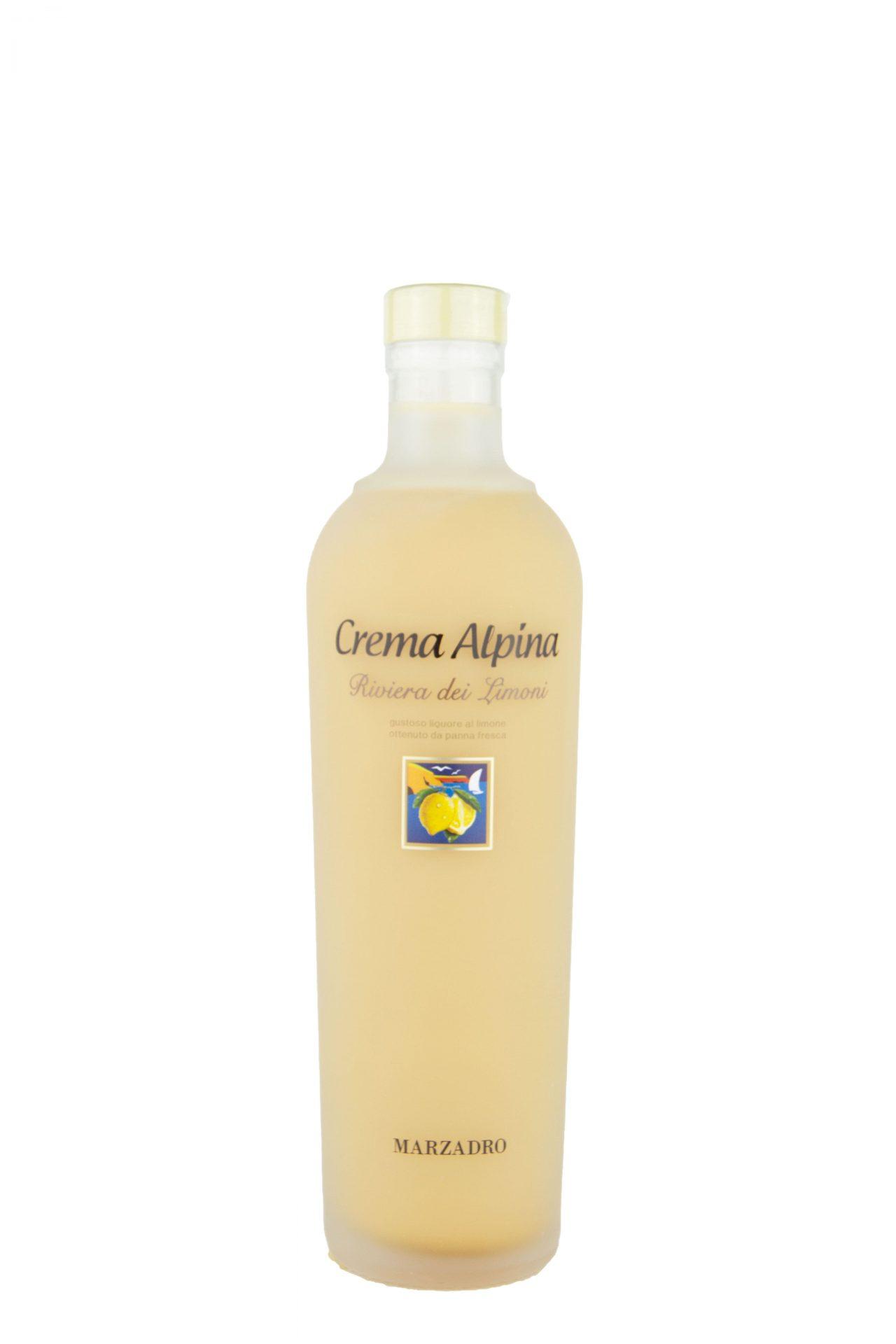 """Marzadro – Crema Alpina """"Riviera Dei Limoni"""""""