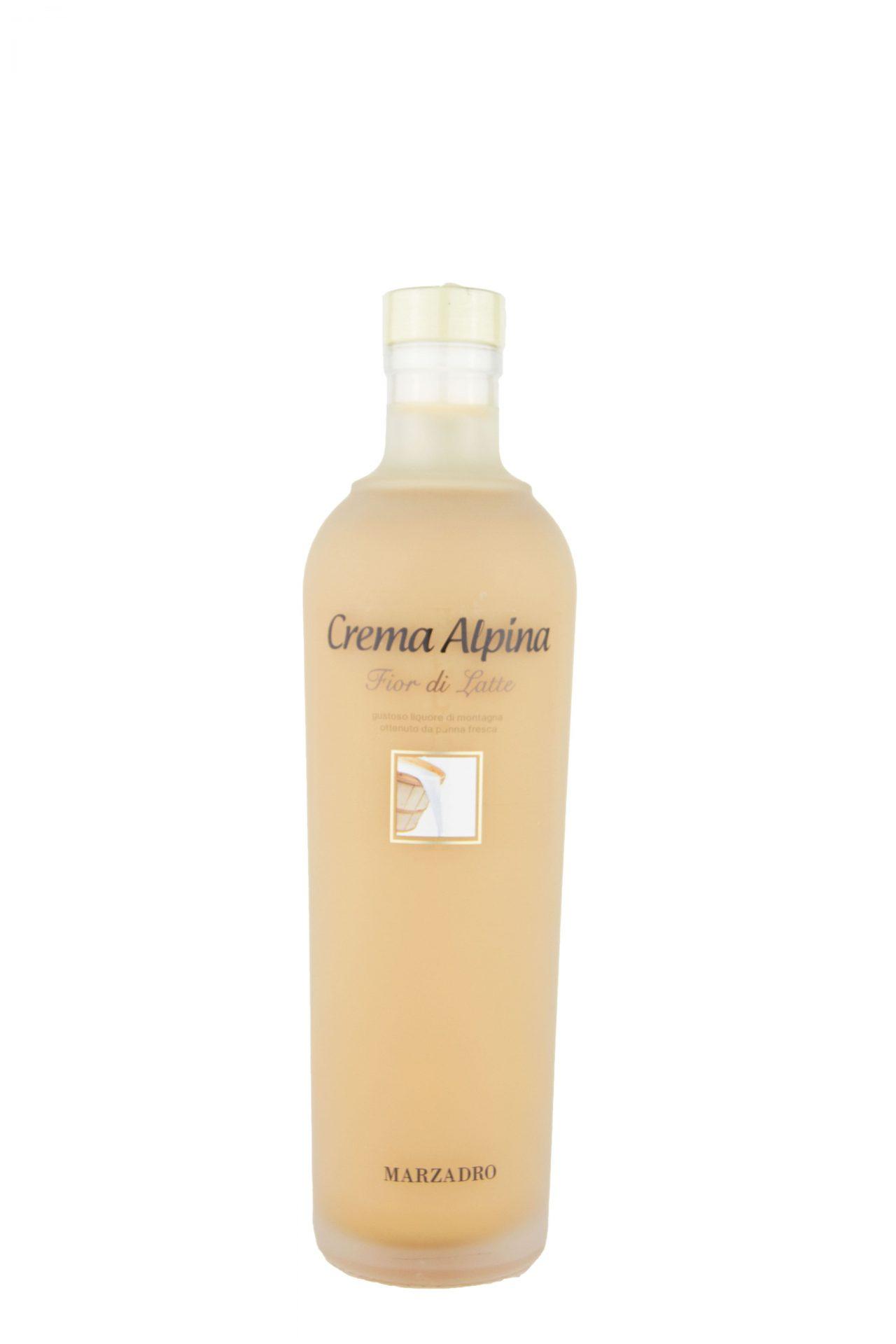 """Marzadro – Crema Alpina """"Fior Di Latte"""""""