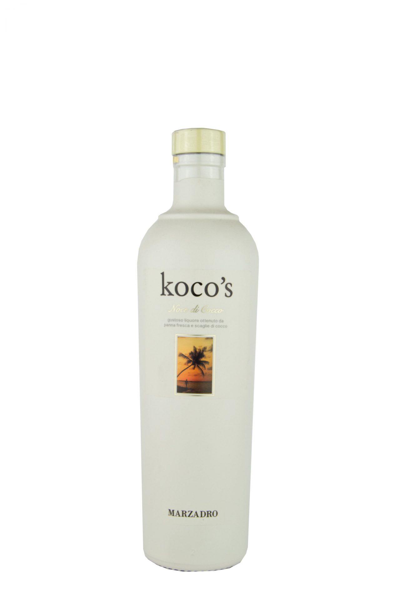 """Marzadro – Koco's """"Noce Di Cocco"""""""