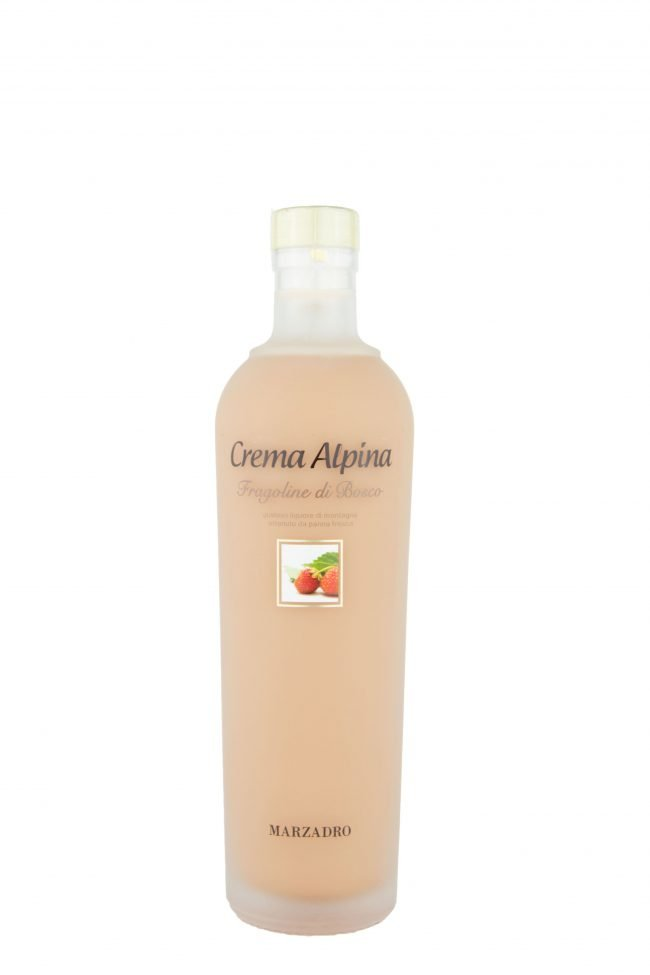 "Marzadro - Crema Alpina ""Fragoline Di Bosco"""