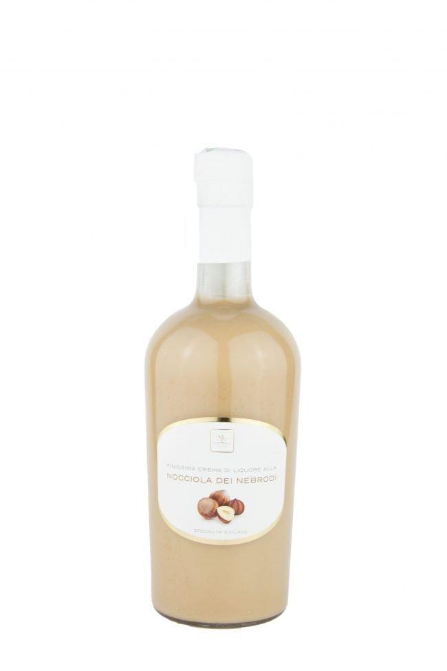 Vincente - Crema Di Liquore Alla Nocciola Dei Nebrodi