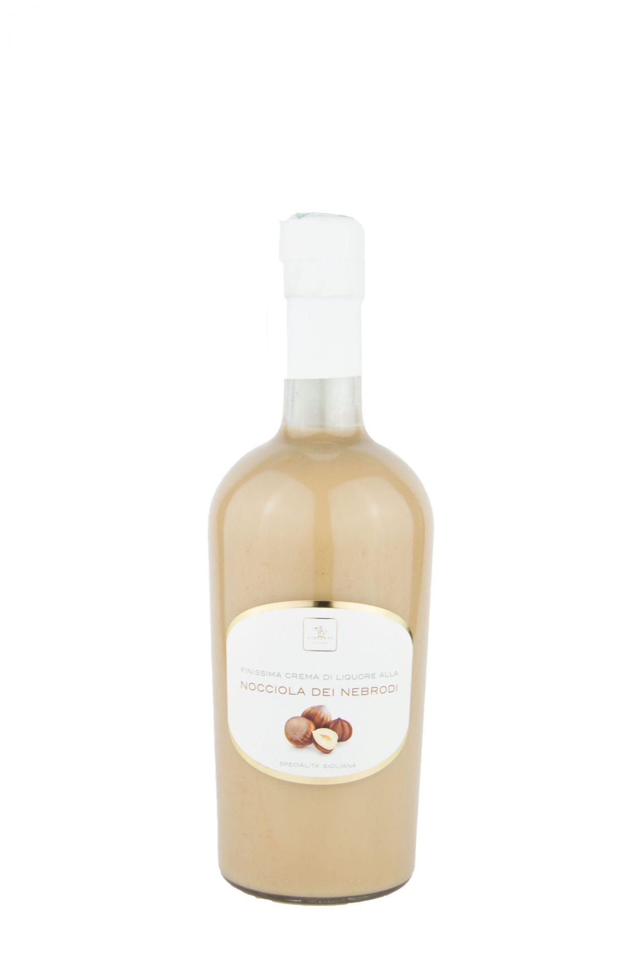 Vincente – Crema Di Liquore Alla Nocciola Dei Nebrodi