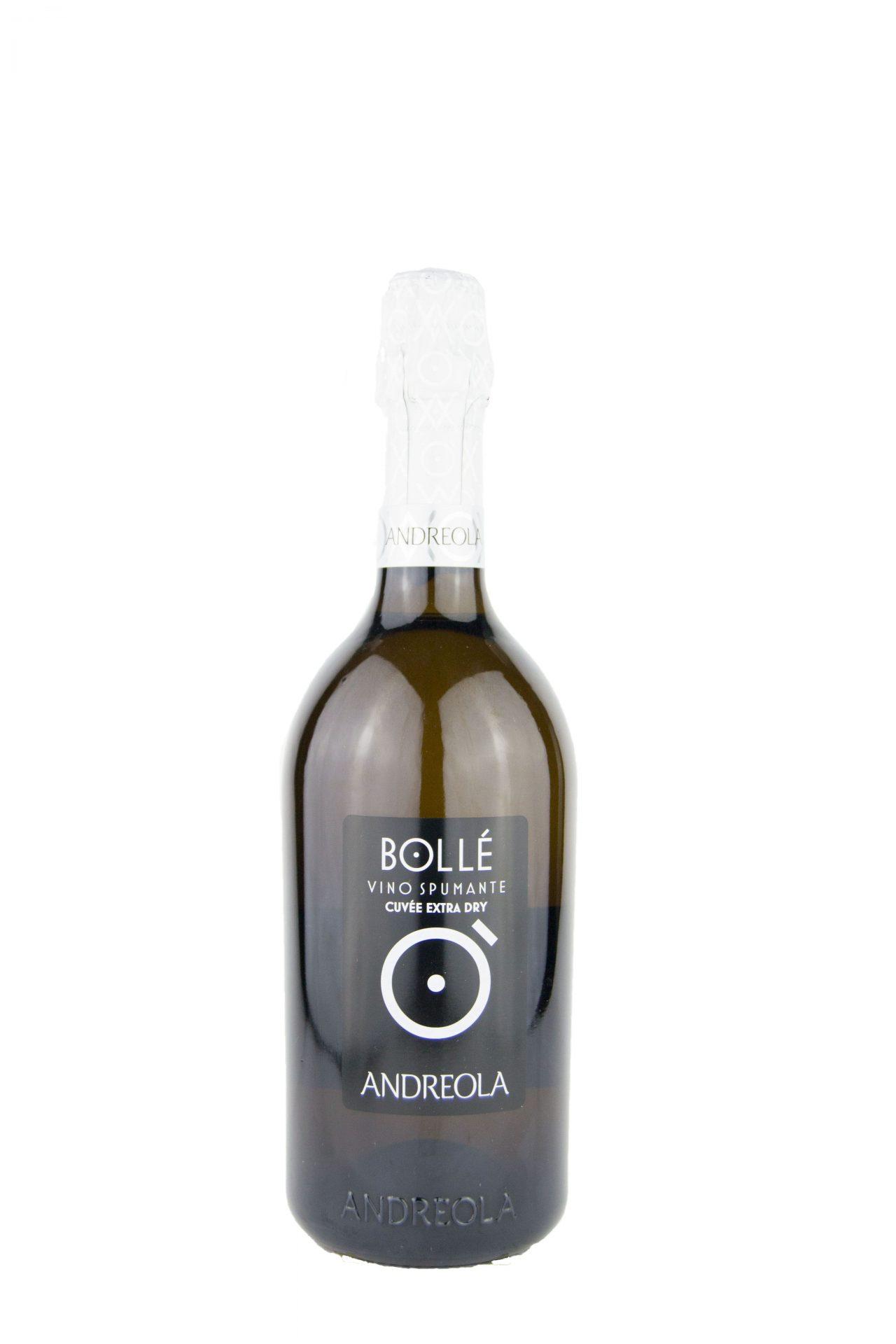 Andreola – Bollé Cuvéè Extra Dry