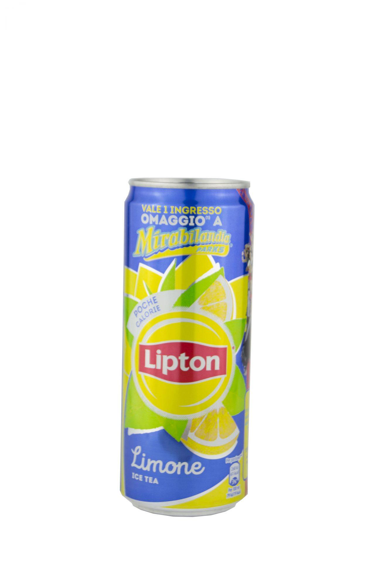 Lipton – Thè Limone