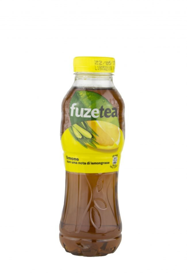 Fuzetea - Limone Con Una Nota Di Lemongrass