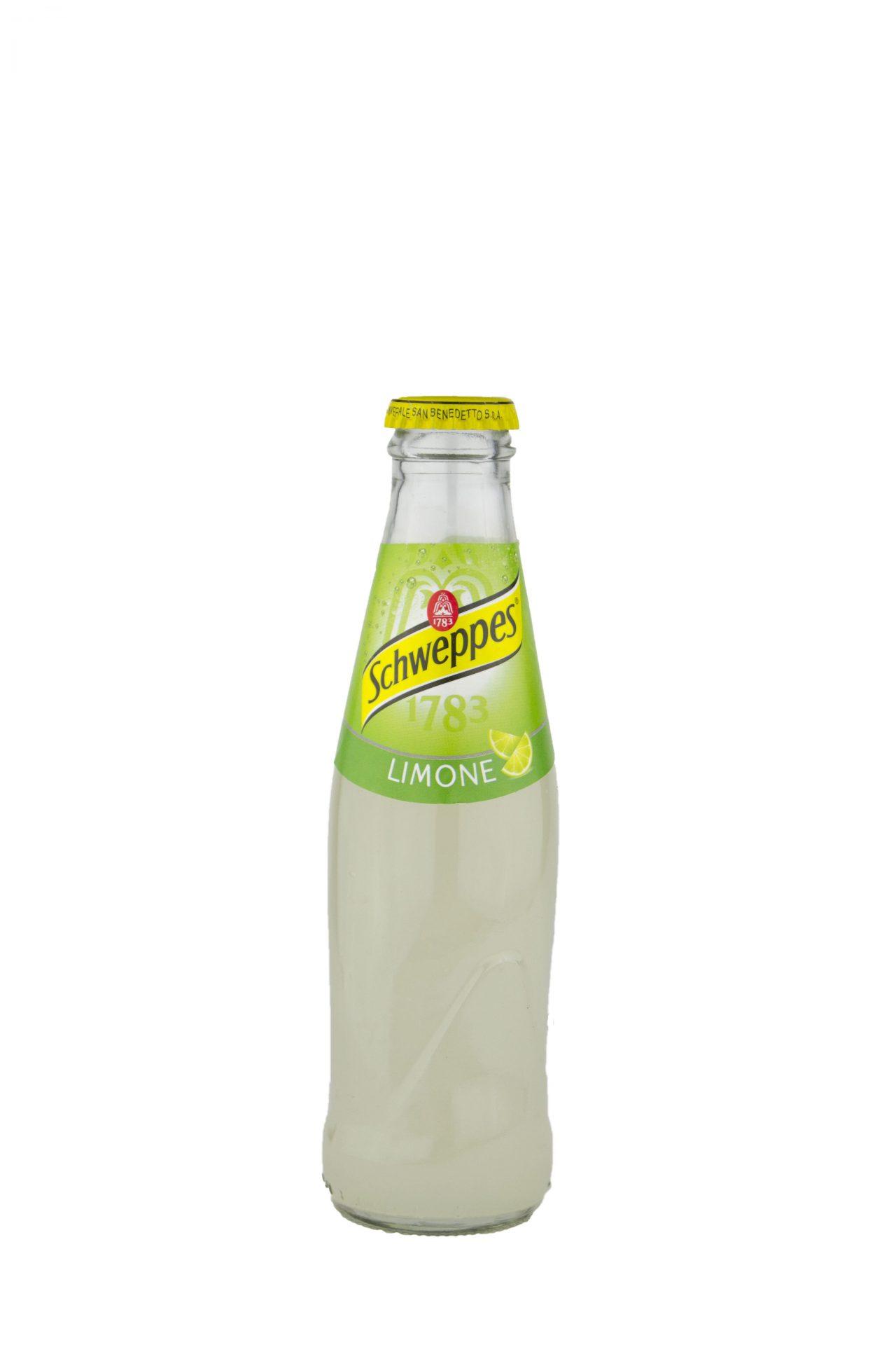 Schweppes – Limone