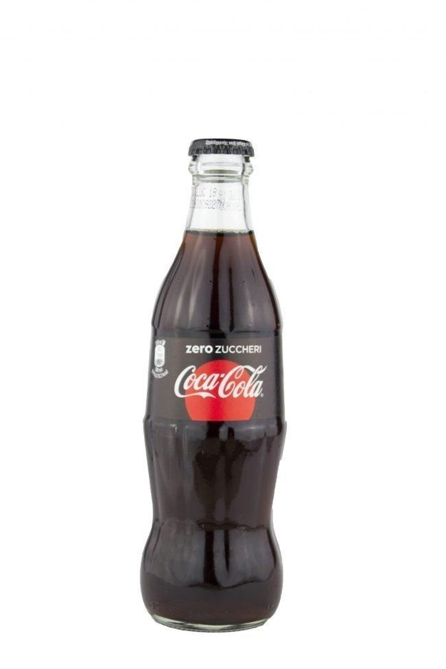 Coca Cola - Zero Zuccheri