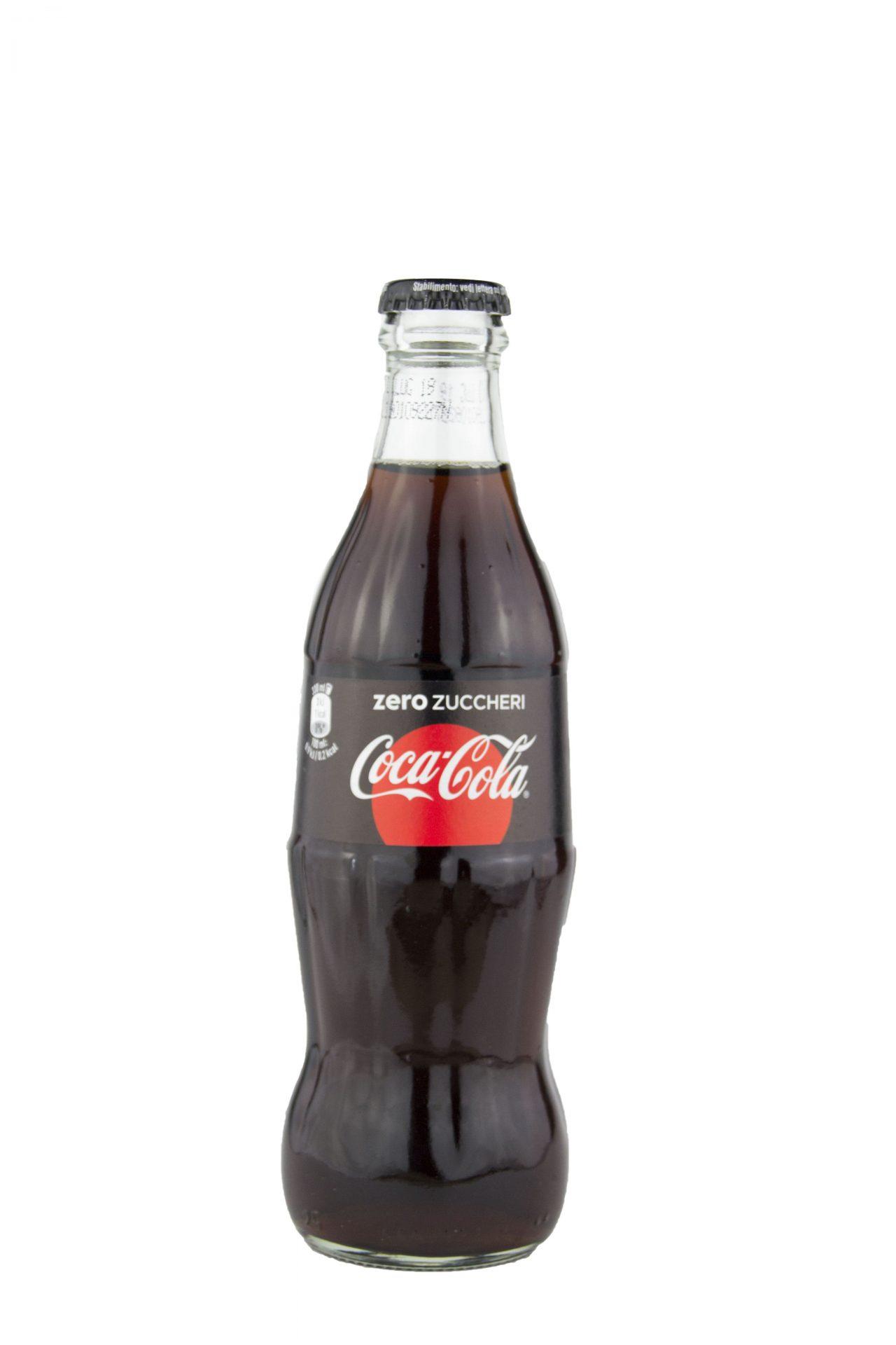 Coca Cola – Zero Zuccheri