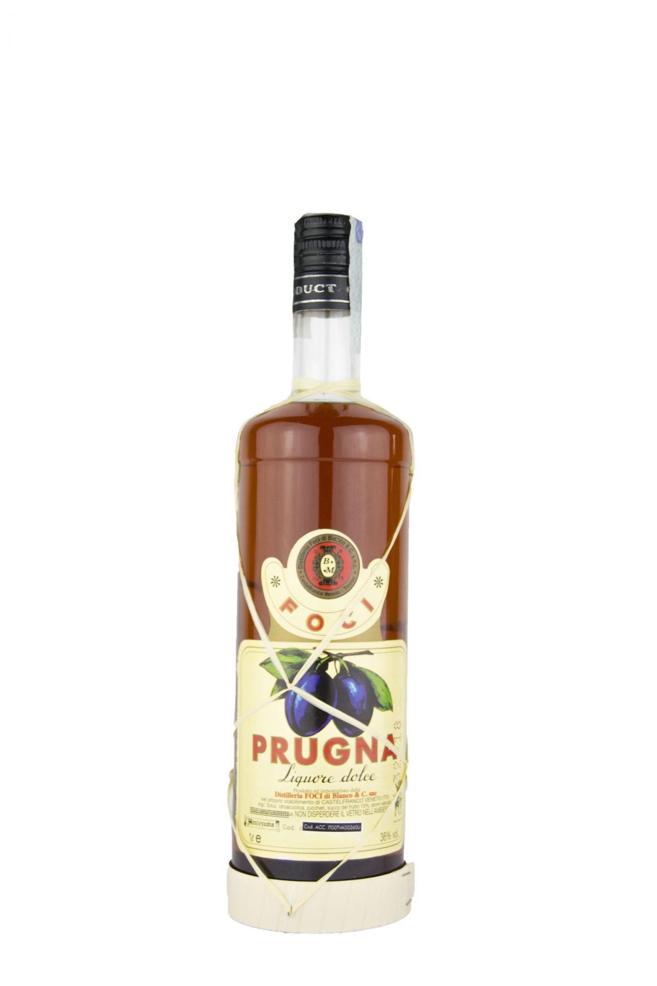 Foci – Liquore Dolce alla Prugna