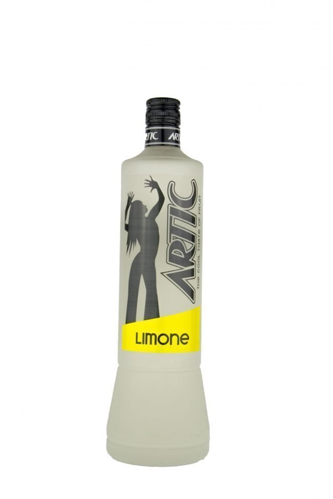Artic - Vodka & Limone