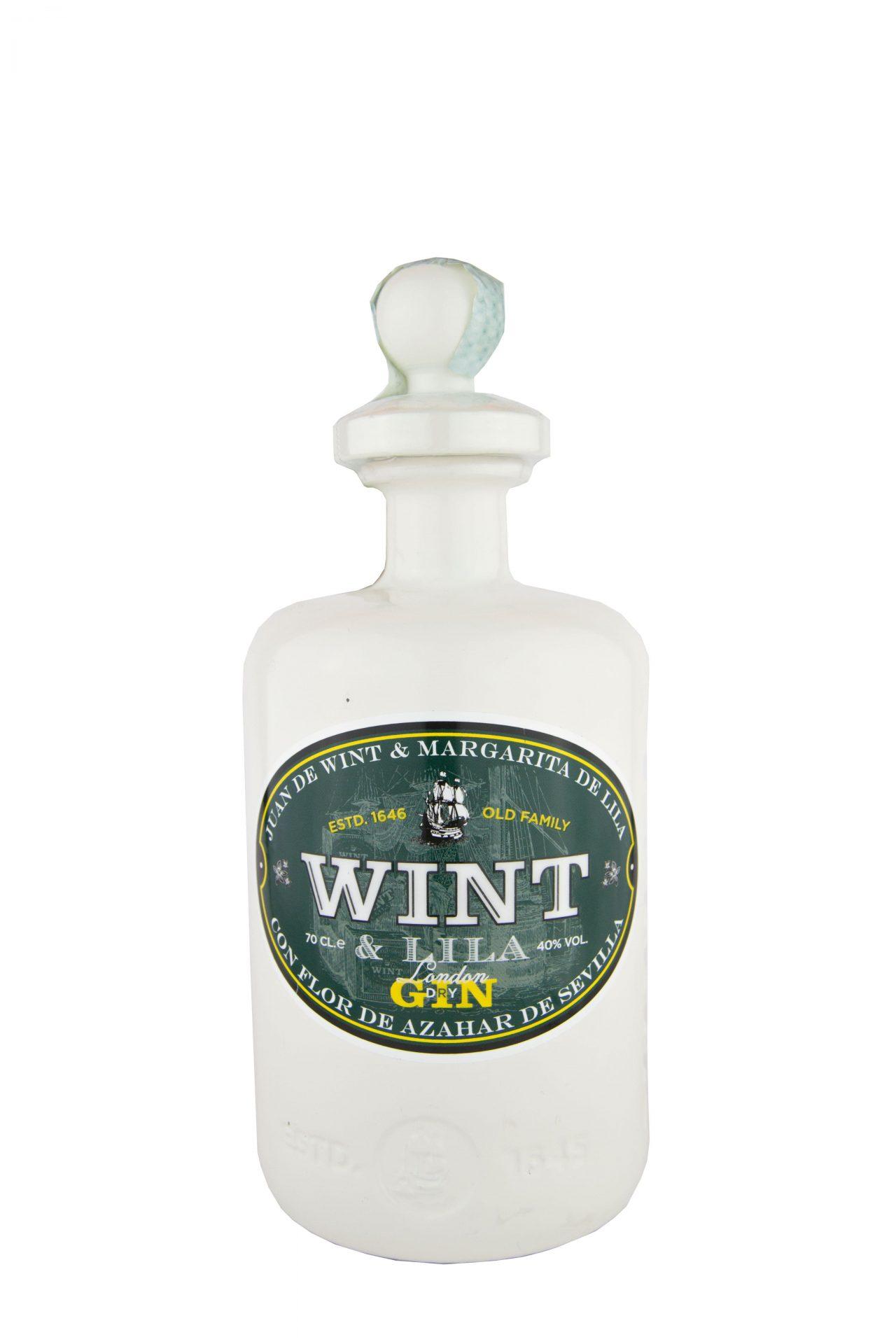 Wint & Lila – London Dry Gin