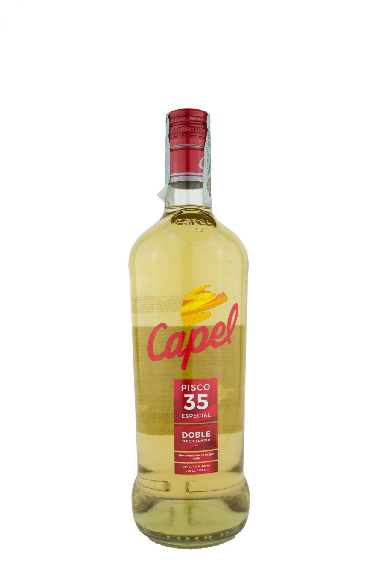 Capel – Pisco Especial