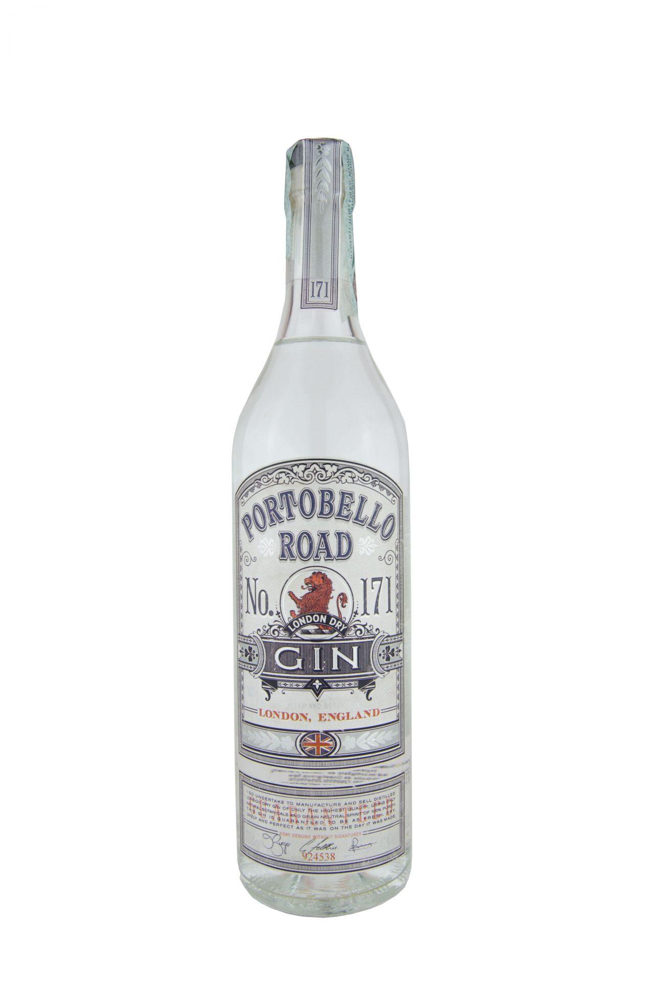 Portobello Road – N° 171 Gin