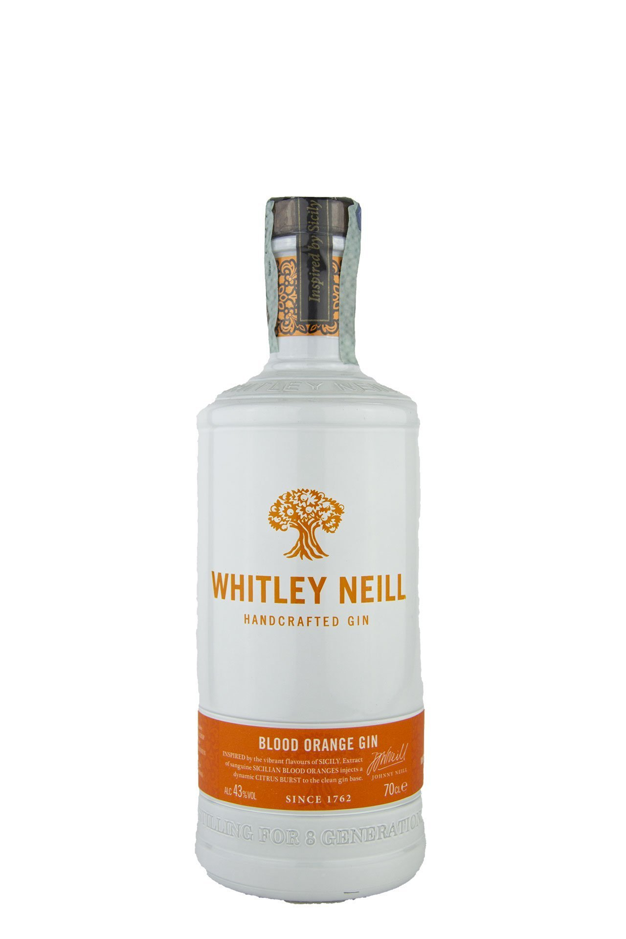 Whitley Neill – Blood Orange Gin