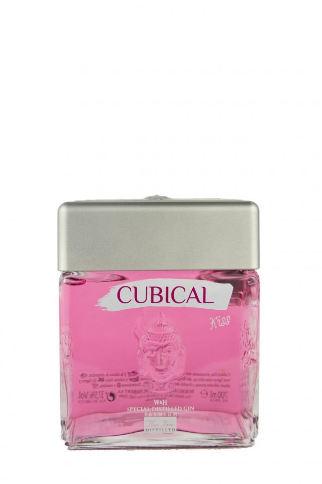 """Cubical - """"Kiss"""" Special Distilled Gin"""