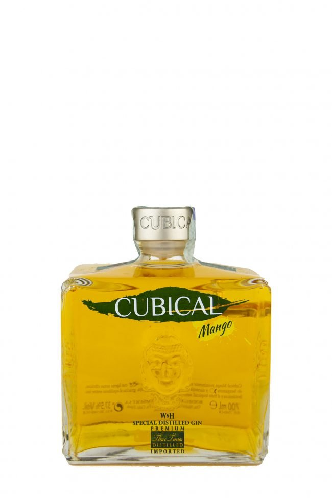 "Cubical - ""Mango"" Special Distilled Gin"