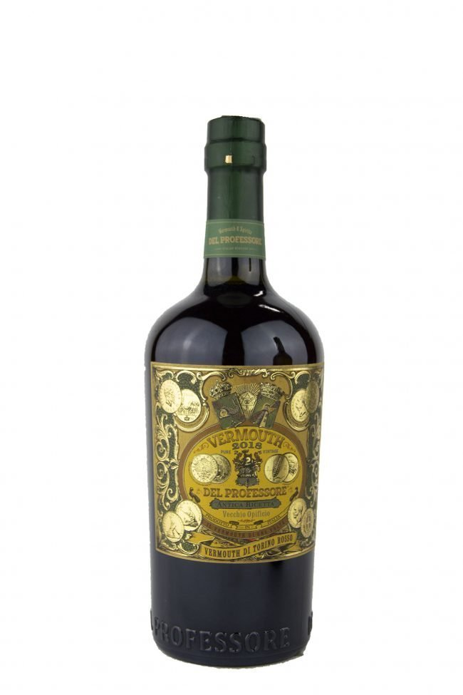Vermouth Del Professore - Rosso