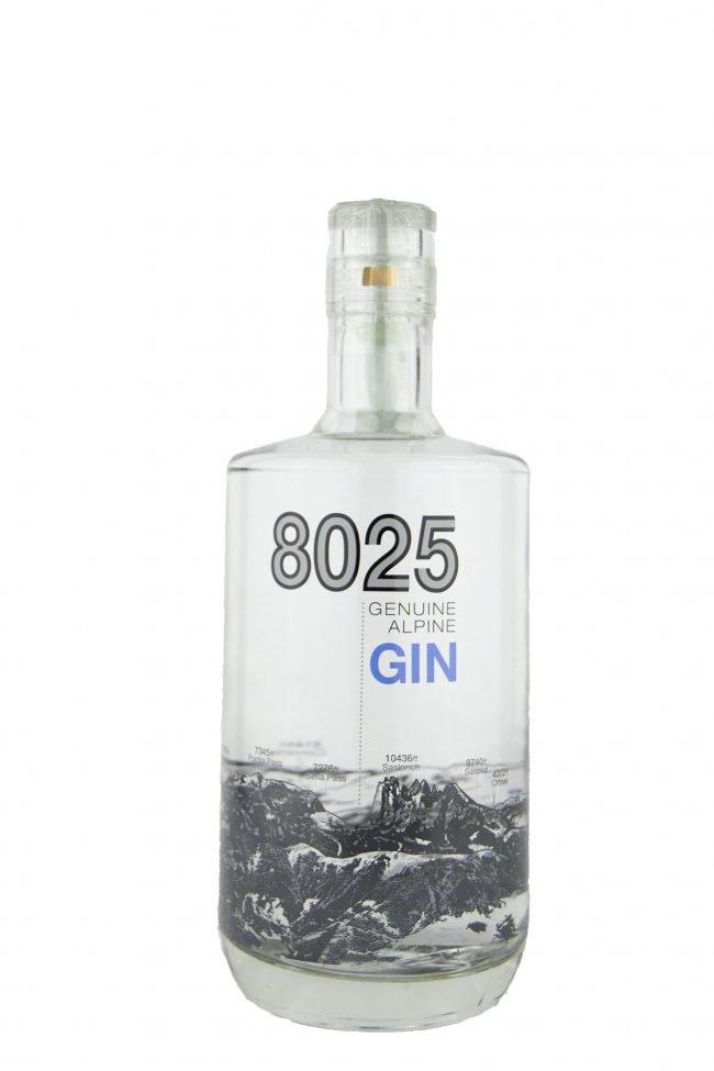 8025 Genuine Alpine Gin