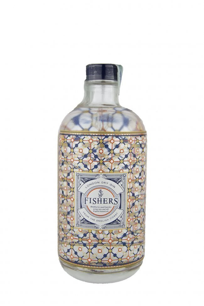 Fishers - London Dry Gin