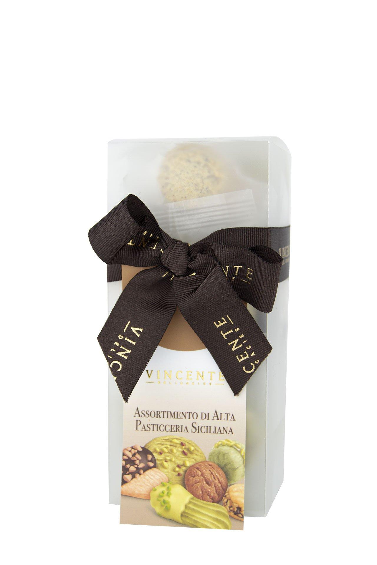 Vincente – Assortimento alta pasticceria Siciliana