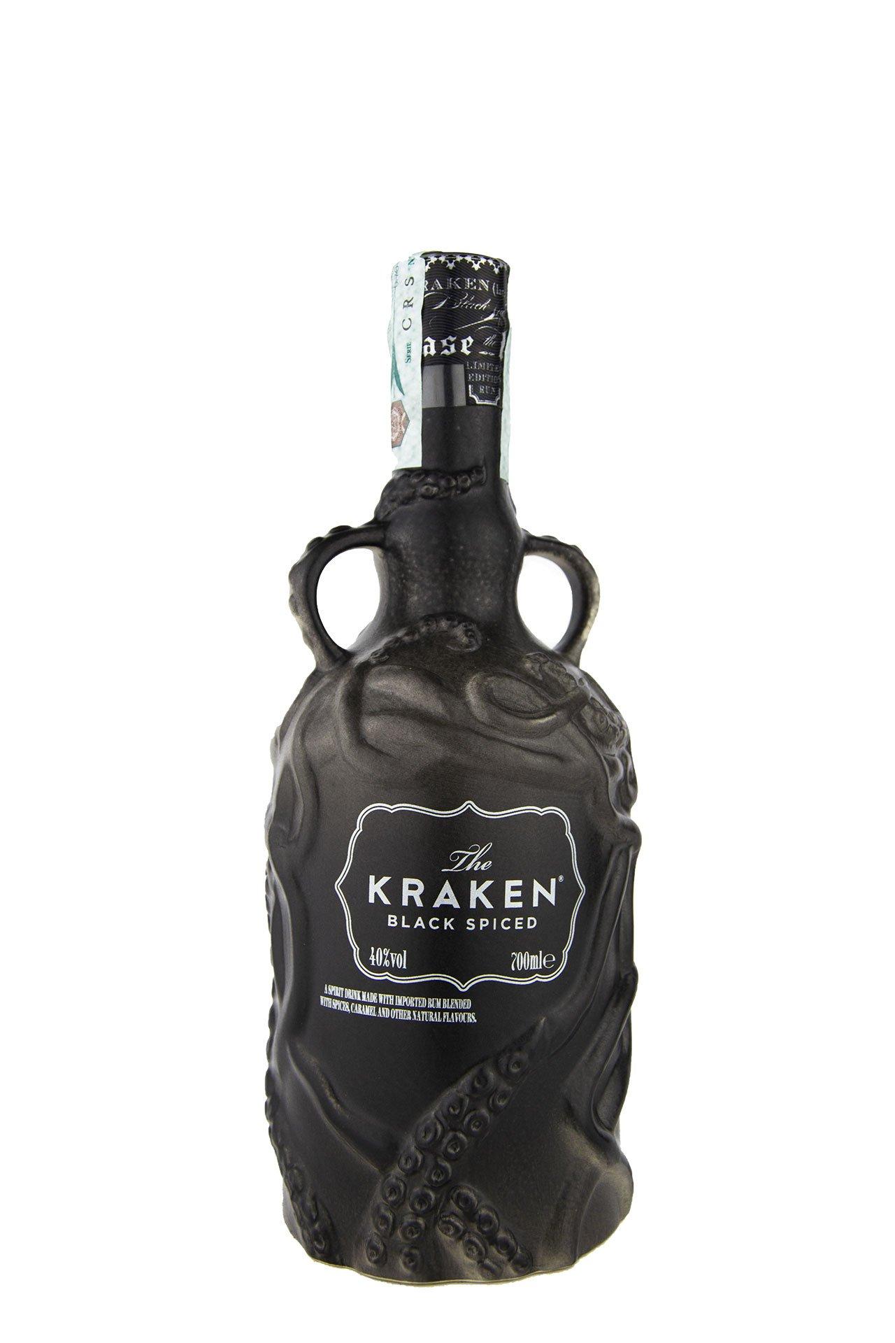 """The Kraken """"Black Spiced Rum"""""""