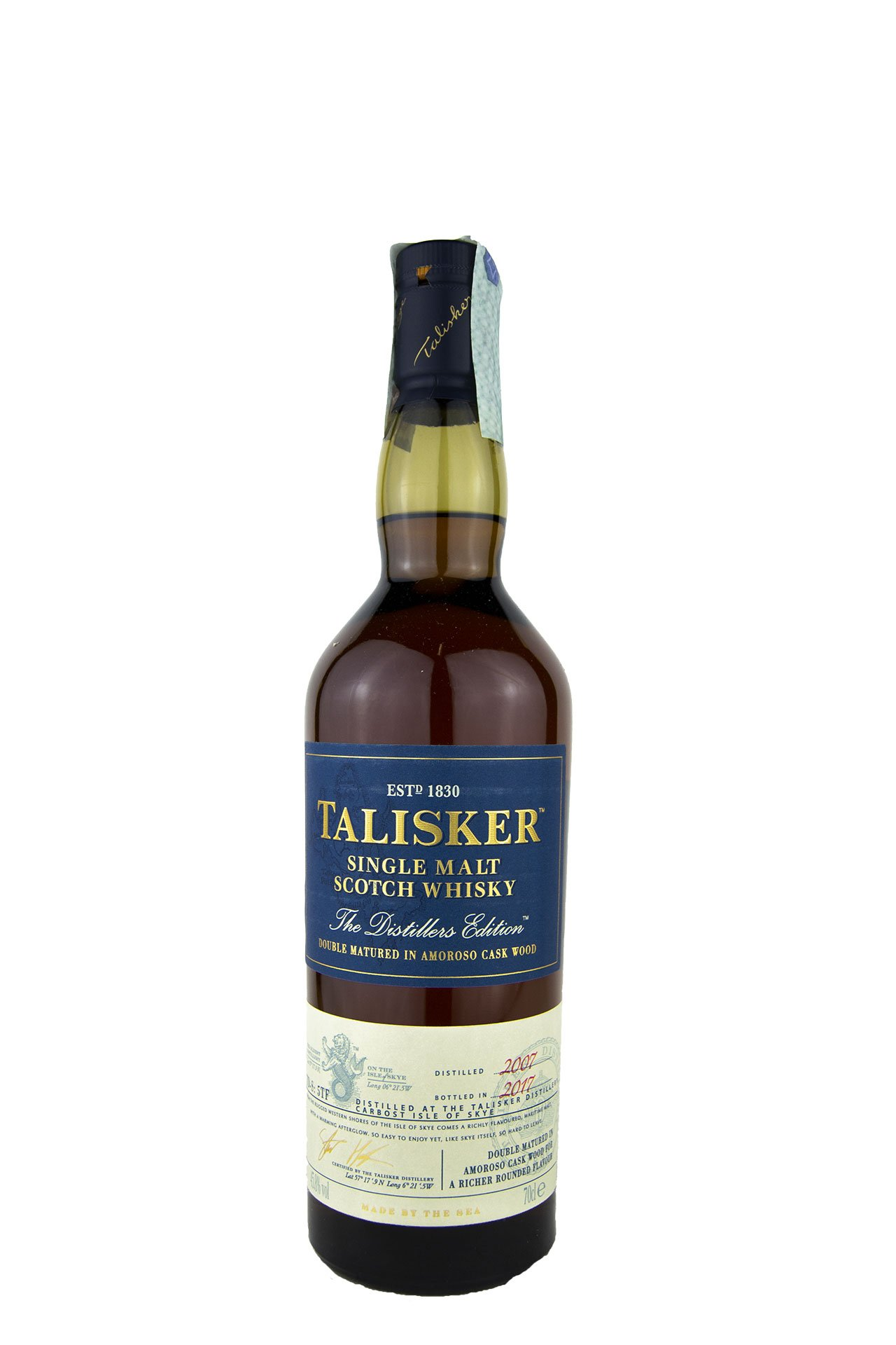 Talisker – The Distillers Edition 2007