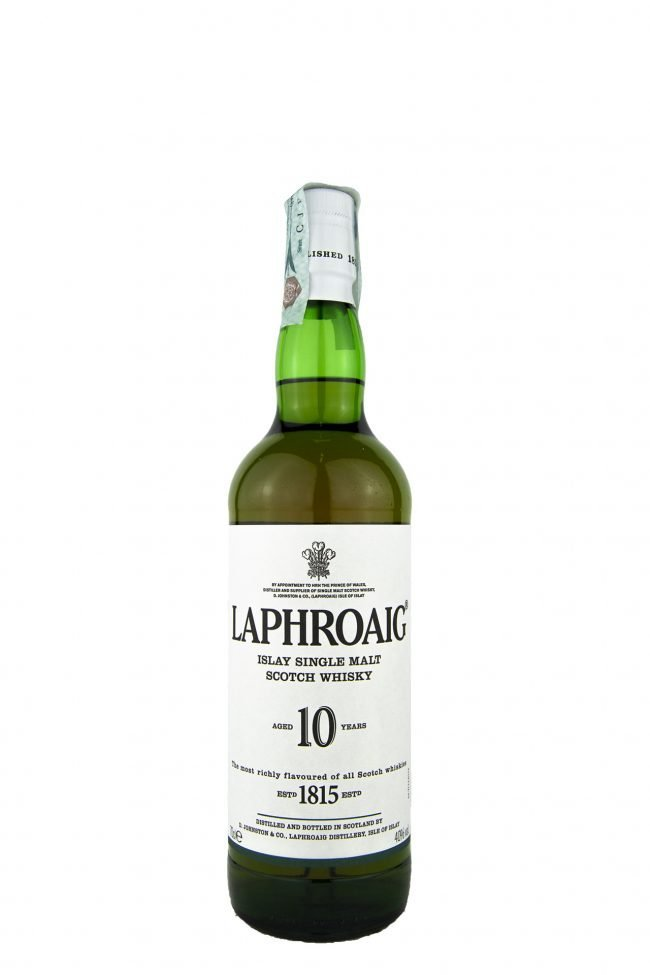 Laphroaig - 10 Years